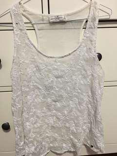 Butterfly Back Tank Top (Abercrombie - small)
