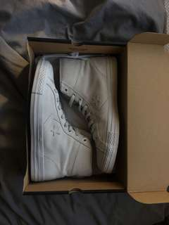 CONVERSE ONE STAR HIGH TOP SUEDE