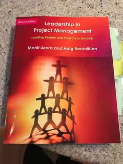 Used Leading Projects in Organizations Book
