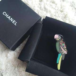 Chanel brooch (Brazil Cruise collection)