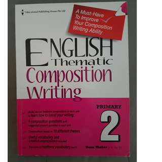 BN English Thematic Composition Writing Primary 2