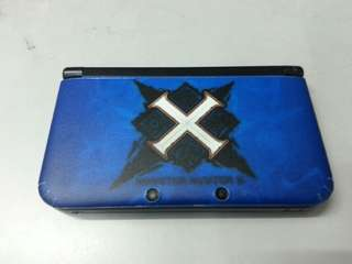 3DS XL (jailbreak)