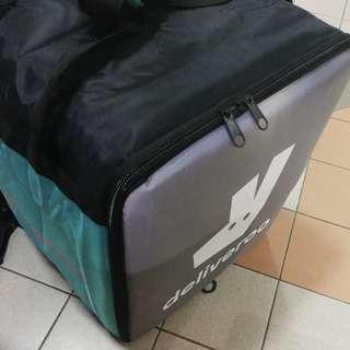 Deliveroo back pack