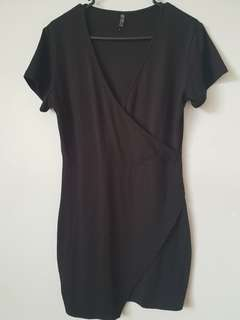 Mini criss cross dress