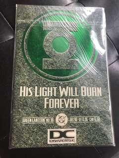 Green Lantern 81 1996
