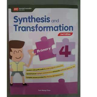 Marshall Cavendish: Synthesis & Transformation for Primary 4
