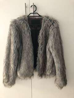 Wish Faux Fur Coat