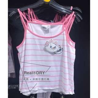 Disney marie 瑪麗貓 背心 上衣 迪士尼 Primark 限量聯名 禮物 ~RealDRY英國平價代購