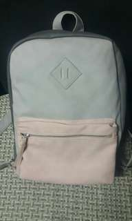 Original Christian Siriano pastel colored backpack