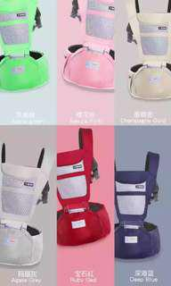 Baby carrier suitable for 3 month to 36 months