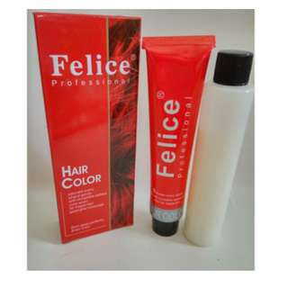 FELICE Professional Hair Color Cat Rambut 60ML