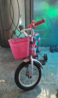 Sepeda anak uk 3 - 5 thn