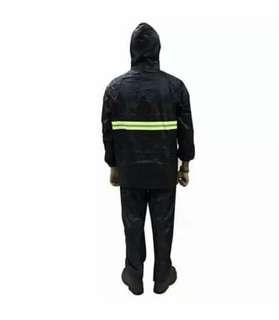 Raincoat terno