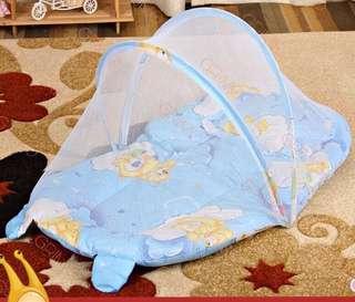 Baby Mosquito Net Sleeping Cushion