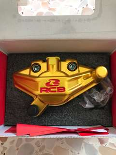 Sniper 150 Racing boy rear caliper
