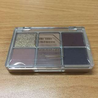 Chica Y Chico - One Shot Eye Palette