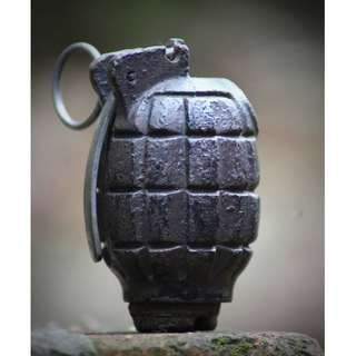 World War II British hand grenade