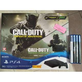 Call of Duty : Infinite Warfare PlayStation 4 Bundle Set