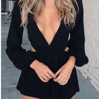 Play suit and top