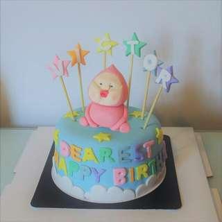 3d 蛋糕 立體蛋糕
