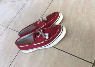 Sperry topsider shoes