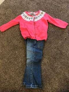 牛仔褲  洋裝