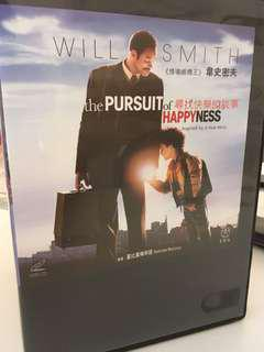 VCD電影尋找快樂的故事the Pursuit of Happyness