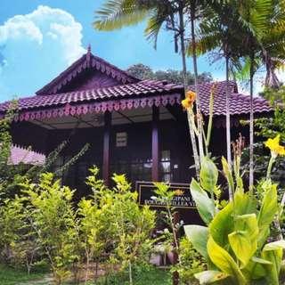 2D1N Relax at Sari Pacifica Beach Resort & Spa, Pulau Lang Tengah
