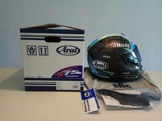 Arai helmet RX-7X (new)