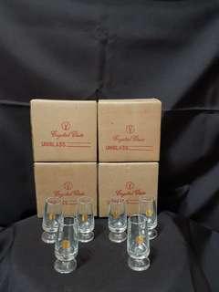 🚚 水晶玻璃酒杯4盒 (6個/盒-共24個)