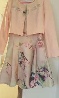 Fashionable korean dress