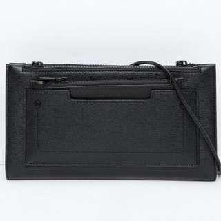 LOOKING FOR: Charles and Keith black sling / strap wallet