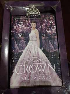 The Crown by Kiera Cass with Tiara
