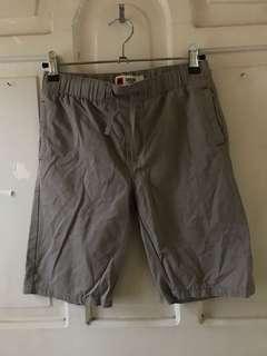 Khaki boys shorts