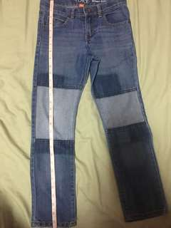 Denim pants for boys (Straight cut)