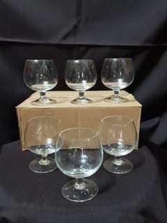 🚚 水晶玻璃(紅酒)酒杯1組(6個)