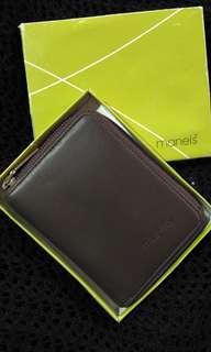 Manels Genuine Leather Wallet
