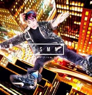 Junho from 2pm  japanese single (DSMN version A)