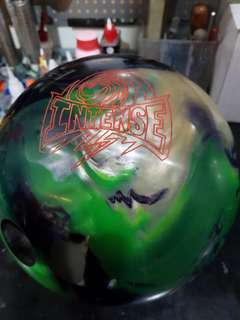 CHEAP $180!!! STORM PROFESSIONAL TOP OF THE PREMIUM BOWLING BALL!!!