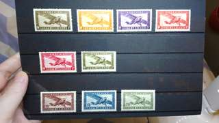 RARE Indochina Stamps MINT