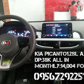 Kia Picanto 13,888 Low Down Promo