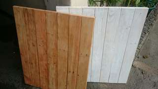 Rustic wooden Pallet for props (25x30 inches)