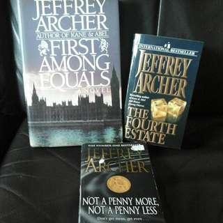 Jeffrey Archer 's Books