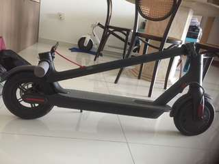 Xiaomi E scooter(black)