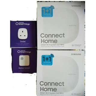 Brand new 2x Samsung Home connect