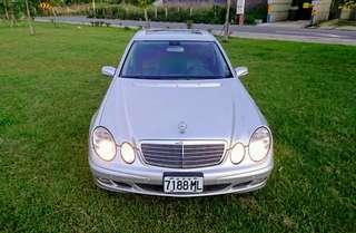 百年工藝 、最佳中型房車、享受豪華品牌與品質、推薦你、M-BENZ E280 可協助輕鬆圓夢入主~請洽0952569058