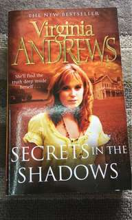 Secrets In The Shadows, Virginia Andrews