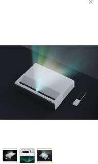 "Xiaomi MI Mijia laser tv projector 150"""