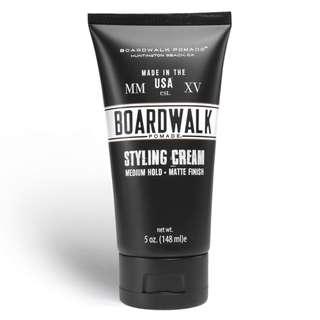 Boardwalk Matte Styling Cream
