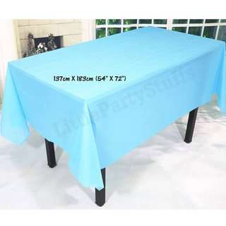 Party Tablecloth (Blue)